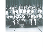 1981 Burlington Cougars Junior B Hockey Team